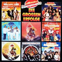 Cover Dschinghis Khan - Die grossen Erfolge [1981]